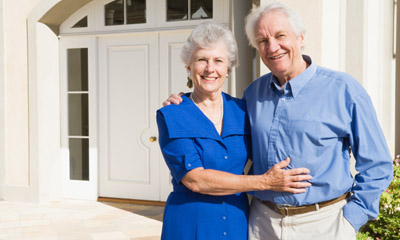 Home Health Care Service Couple Photo - Adult Care Advisors