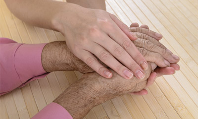 Photo Of Hands Elderly Care New Jersey - Adult Care Advisors