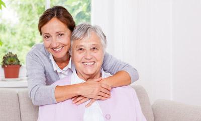 Photo Of Hugging Senior Living Advisors In New Jersey - Adult Care Advisors